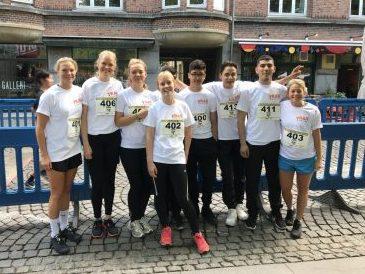 FRAK løber for Nørrebro
