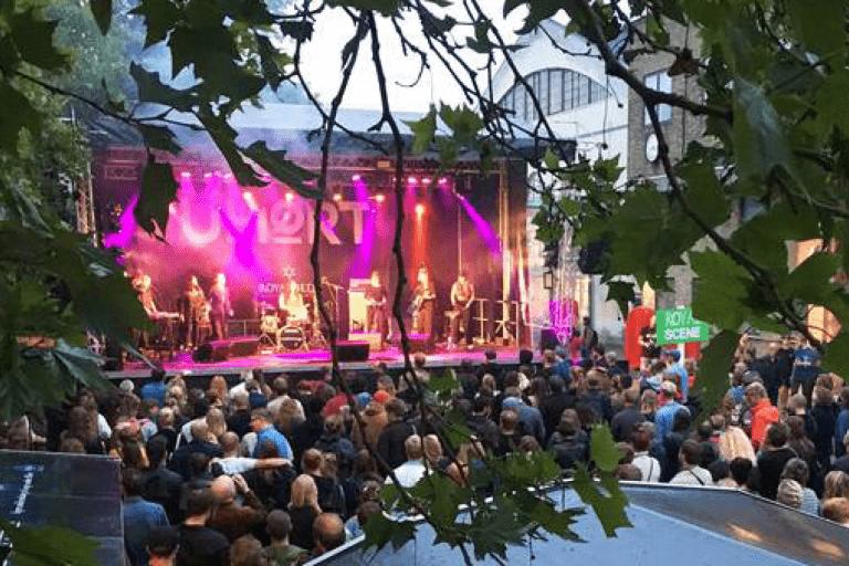 UHØRT FESTIVAL SAMARBEJDER MED FRAK