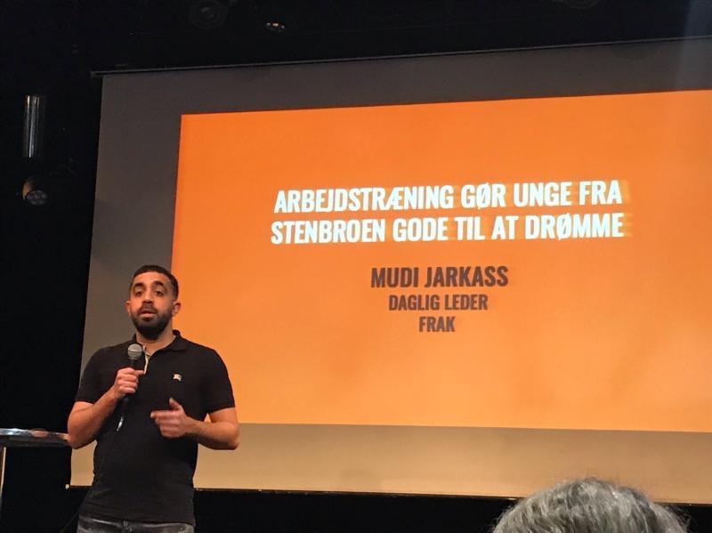 FRAK og 120 konferencedeltagere satte fokus på fritidsjob for unge fra udsatte byområder