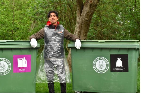 Unge tager ansvar for verdensmålene gennem grønne fritidsjobs
